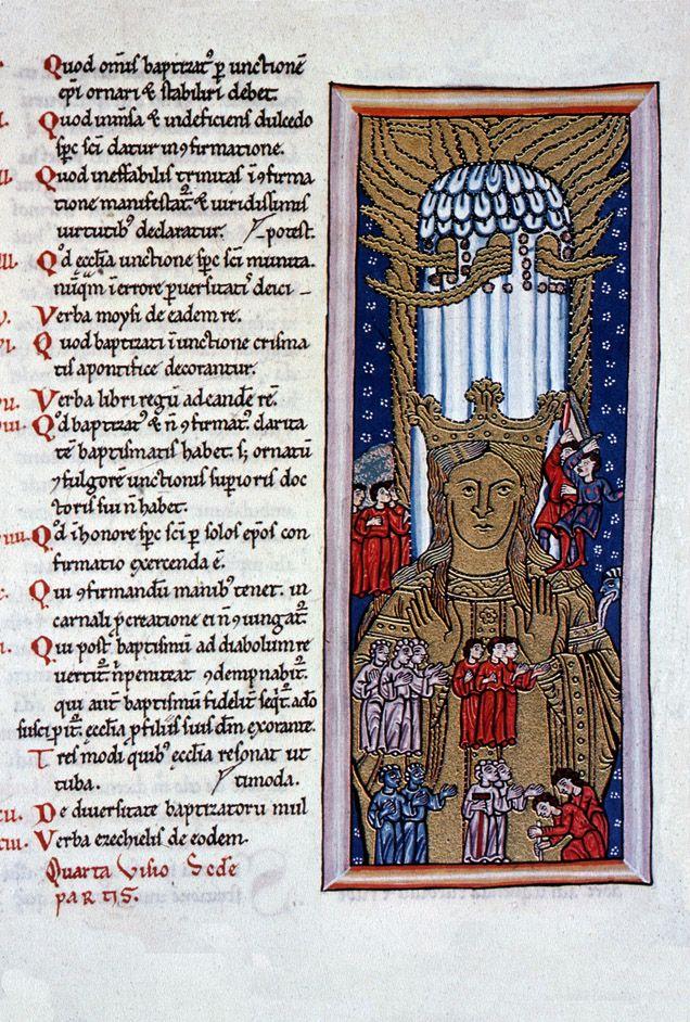 Hildegard of Bingen…